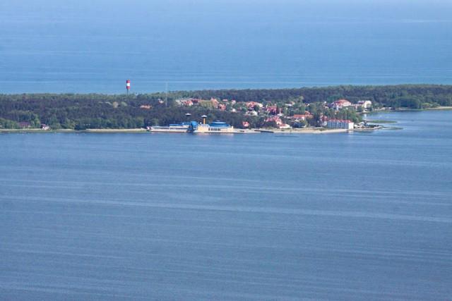 Вильфанд: Вода в море на Куршской косе прогрелась до 23 градусов — это крайне редкое явление