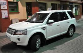 Гражданин Германии пытался вывезти из Калининградской области угнанный Land Rover