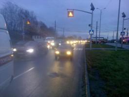 На Московском проспекте в Калининграде водитель «Мазды» сбил 15-летнего пешехода