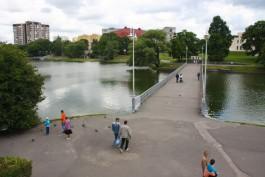 Власти Калининграда задумались о трансляции матчей ЧМ-2018 на Нижнем озере