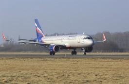 Из-за пожара в Шереметьево задерживаются вечерние рейсы из Москвы в Калининград