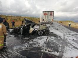 На трассе Самара — Уфа — Челябинск калининградец попал в ДТП с тремя погибшими