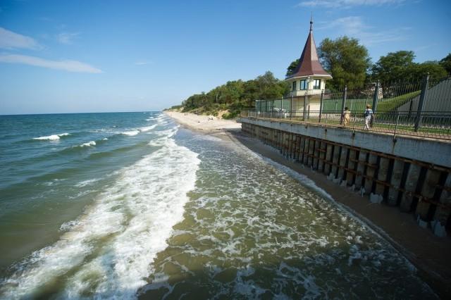 Власти Пионерского продают два участка земли недалеко от пляжа