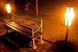 Вечером в Калининграде отключат 220 уличных фонарей