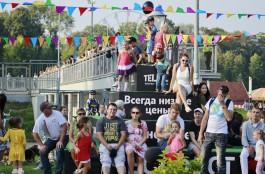 «Полезный праздник»: на Верхнем озере в Калининграде прошёл «ЧестФест»