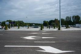 Корытный: Около 40% привокзальной площади в аэропорту «Храброво» уже сделано