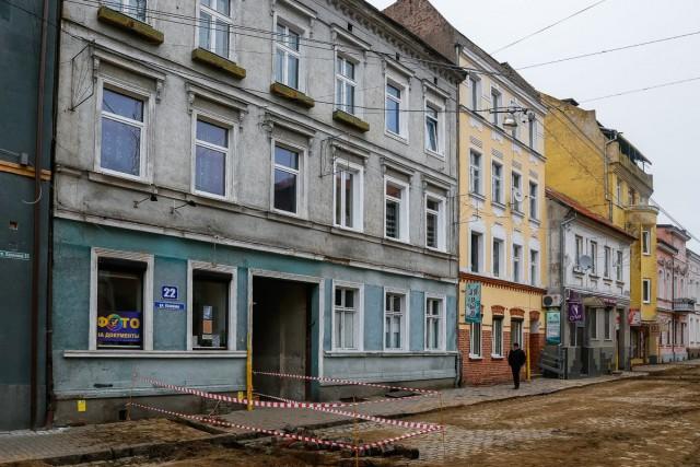 На благоустройство квартала в историческом центре Черняховска выделили ещё 14 млн рублей