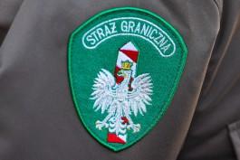 Польские пограничники задержали пьяного калининградца на велосипеде