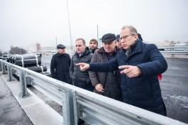 Рольбинов: Графики строительства Восточной эстакады поплыли из-за морозов