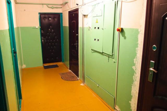 ВКалининграде квартиру обворовали из-за того, что хозяйка незакрыла дверь