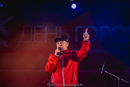 Олега Газманова не пустили в Литву