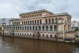 Ермак: Реконструкция Музея изобразительных искусств будет стоить в районе миллиарда рублей