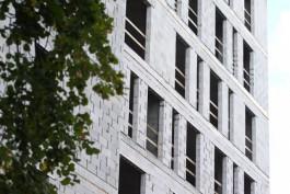 С начала года квартиры в новостройках Калининграда подешевели на 10%