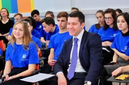 Алиханов: Дети должны хотеть стать людьми умственного труда, а не как я — юристом или экономистом