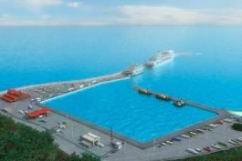 Главгосэкспертиза согласовала проект строительства морского терминала в Пионерском