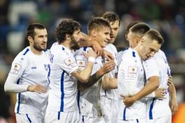 «Балтика» в Калининграде обыграла конкурента за выход в Премьер-лигу
