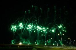 В сентябре в Зеленоградске пройдёт фестиваль фейерверков
