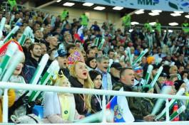 Шведские журналисты позавидовали посещаемости матча сборной России в Калининграде