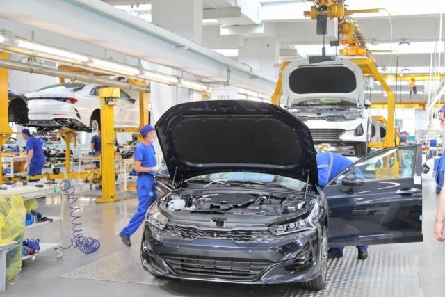 «Автотор» запустил производство нового седана бизнес-класса в Калининграде