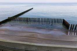 «Балтберегозащита»: На пляж в Светлогорске не будут завозить песок