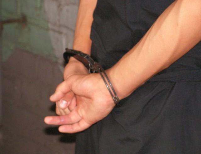 ВСветлом доэтого судимого мужчину задержали сручными гранатами