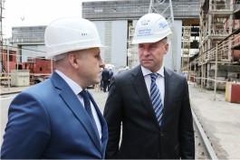 Зиничев: Необходимо обеспечить полную загрузку завода «Янтарь»