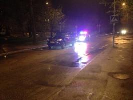 На ул. Менделеева в Калининграде внедорожник «Тойота» сбил двух подростков на переходе