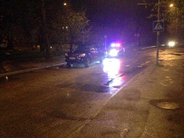Двое молодых людей ипенсионерка попали под колеса авто вКалининграде