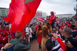 Двое марокканцев пытались въехать в Польшу из Калининграда по Fan ID