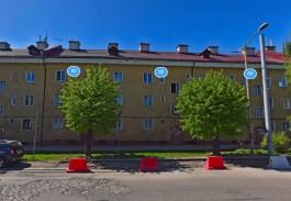 На улице Октябрьской в Калининграде в немецком доме обвалился потолок