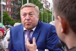 Жители улицы Левитана в Калининграде пожаловались Ярошуку на пьяных сирот