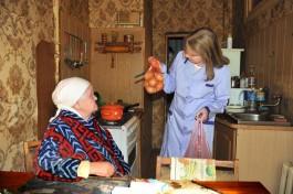 АВТОТОР помог приобрести спецодежду для социальных работников Калининграда