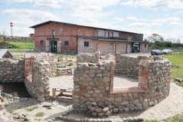 В довоенном здании под Гурьевском открыли производство десяти видов сыров