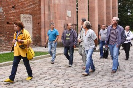 Калининград стал седьмым по популярности городом у туристов в 2016 году