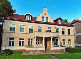 Власти установили охранные зоны для двух немецких домов на ул. Чайковского в Калининграде