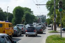 Эксперт: Калининград «заточен» под автомобили, а не под пешеходов