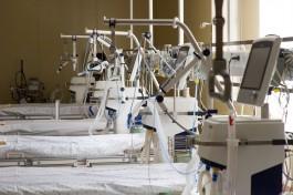 В инфекционной больнице Калининграда закончились койки для больных коронавирусом