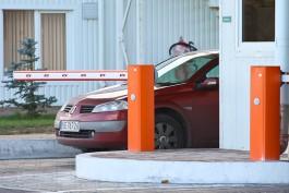 На границе в Безледах задержали двоих пьяных водителей