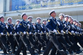 Парад Победы пройдёт в Калининграде 24 июня