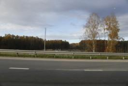 На достройку трассы от Окружной до Чкаловска потребуется около 300 млн рублей