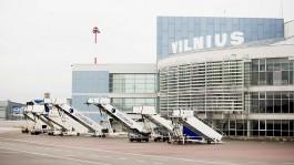 Летом аэропорт в Вильнюсе на месяц закроют на реконструкцию