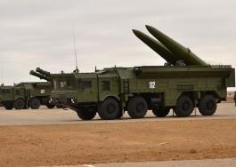 Ракетчики Балтфлота выполнили электронные пуски из комплексов «Искандер-М»