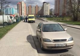 На улице Автомобильной в Калининграде «Опель» сбил десятилетнего ребёнка
