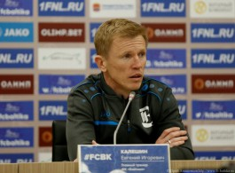 «Сам рвётся на поле»: руководство «Балтики» готово сделать Евгения Калешина играющим тренером