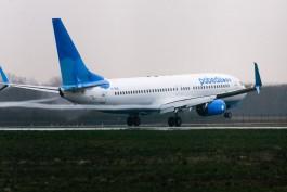 Авиакомпания «Победа» запустила рейсы из Калининграда в Сочи