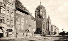 «Живой Кёнигсберг»: Восстановление синагоги