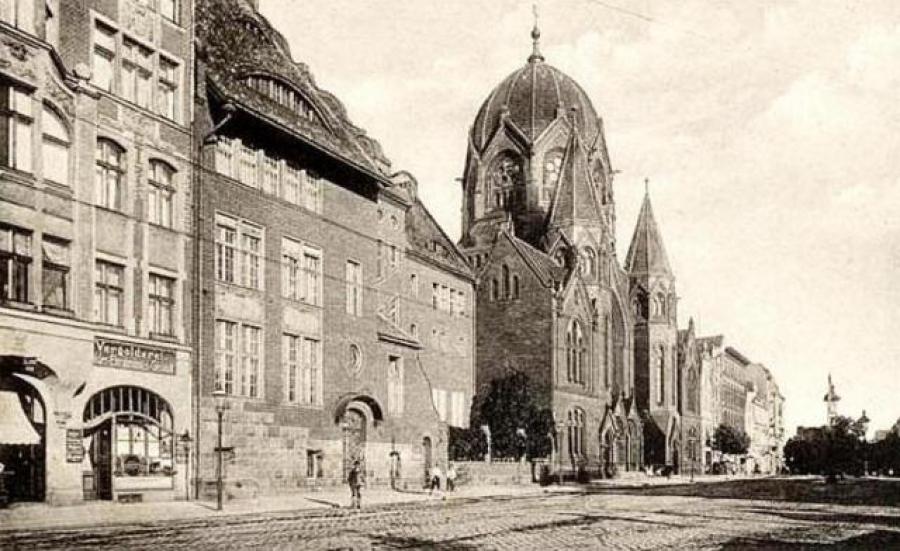 Живой Кёнигсберг»: Восстановление синагоги