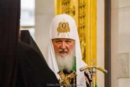 Патриарх Кирилл: Я не знаю, кто построил собор Христа Спасителя в Калининграде