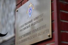 В Калининграде следователи возбудили дело по факту смерти 11-месячного мальчика