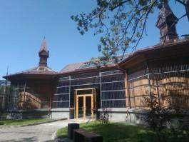 В калининградском зоопарке назвали дату открытия Дома тропической птицы